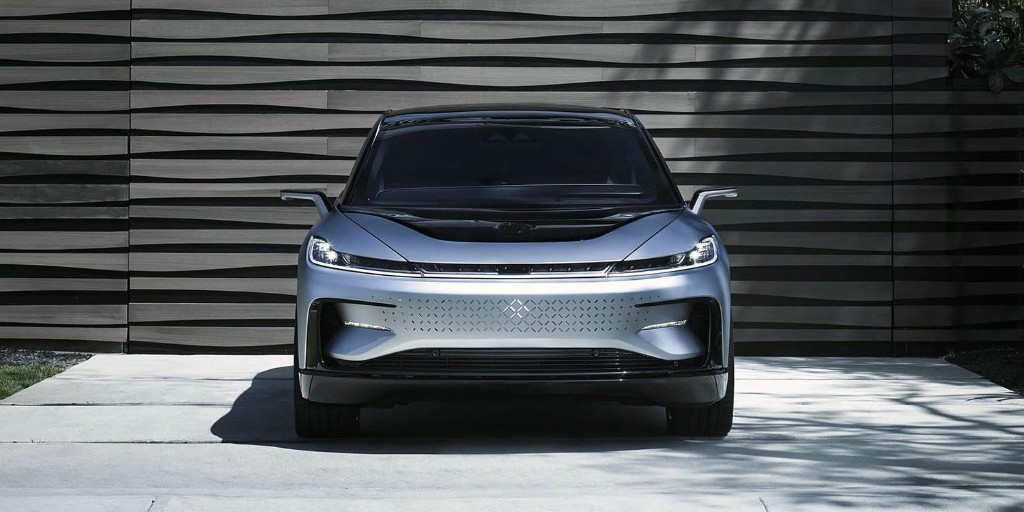 Faraday Future CEO says the company has the best electric powertrain in the industry - Electrek