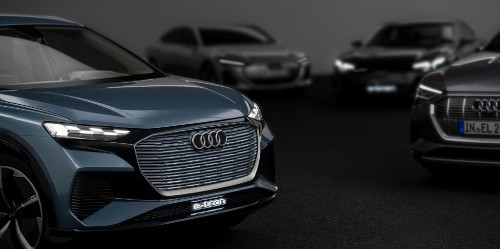 Audi currently has more EV platforms than electric cars built on them, here's why - Electrek