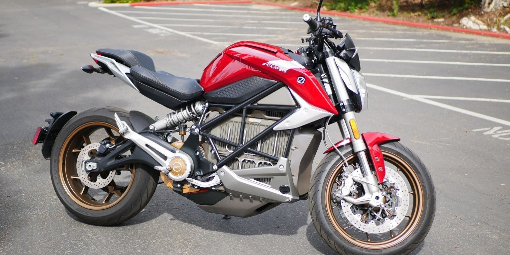 Brake switch issue sparks recall for Zero SR/S, SR/F electric motorcycles