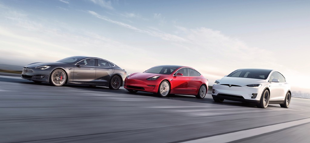 Tesla Model 3 - cover