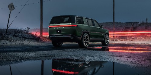 Driverless Rivian vehicles can transport kids, keep 'em inside, text you if things go wrong
