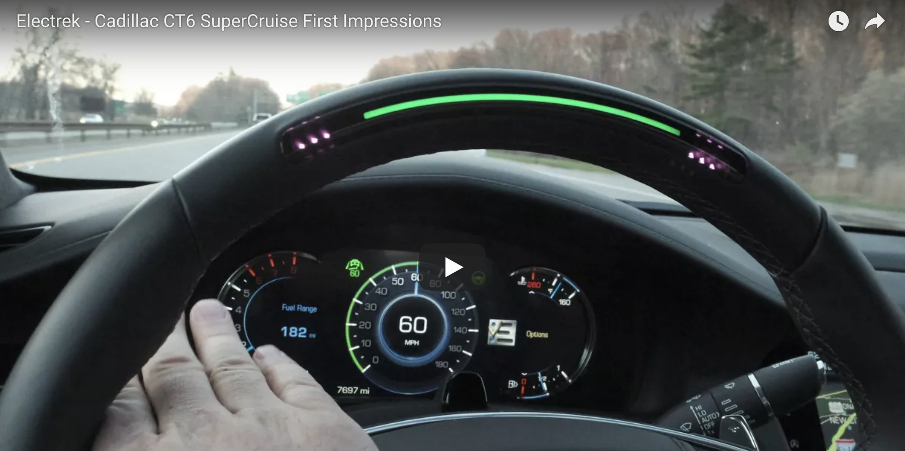 Tesla Autopilot loses to GM Super Cruise due to lack of driver monitoring in industry-wide test - Electrek