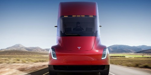 Tesla's VP of Trucks talks about new electric semi, weight, charging, and more