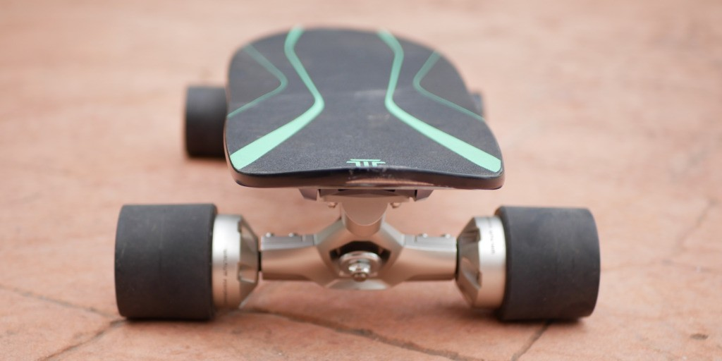 Spectra X electric skateboard review: Hands down the weirdest esk8 ever!