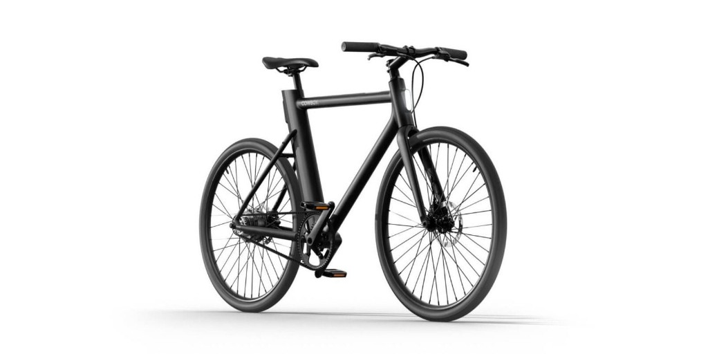 Cowboy 3 e-bike unveiled with new carbon belt drive and sleek frame