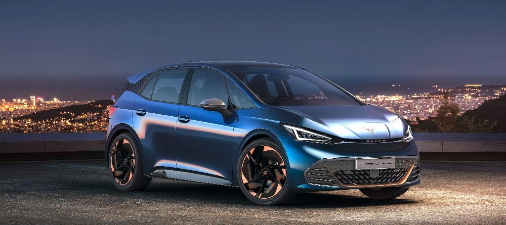 VW's Seat unveils stunning electric hot hatchback: 2021 Cupra el-Born - Electrek