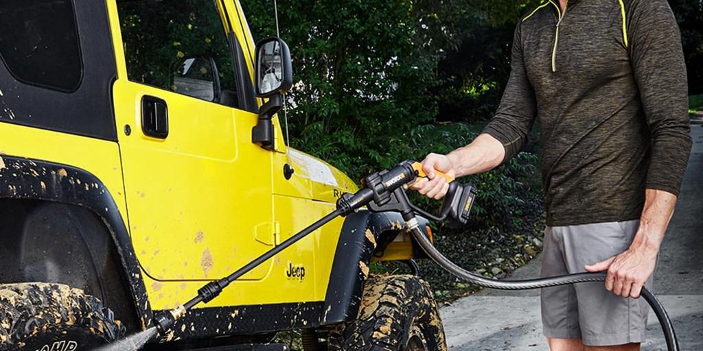 Today's best Green Deals: WORX Hydroshot Electric Cleaner $75, smart home gear, more - Electrek