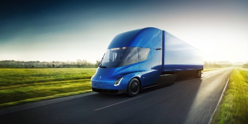 Tesla releases 'expected price' of semi electric truck: $150,000 to $200,000