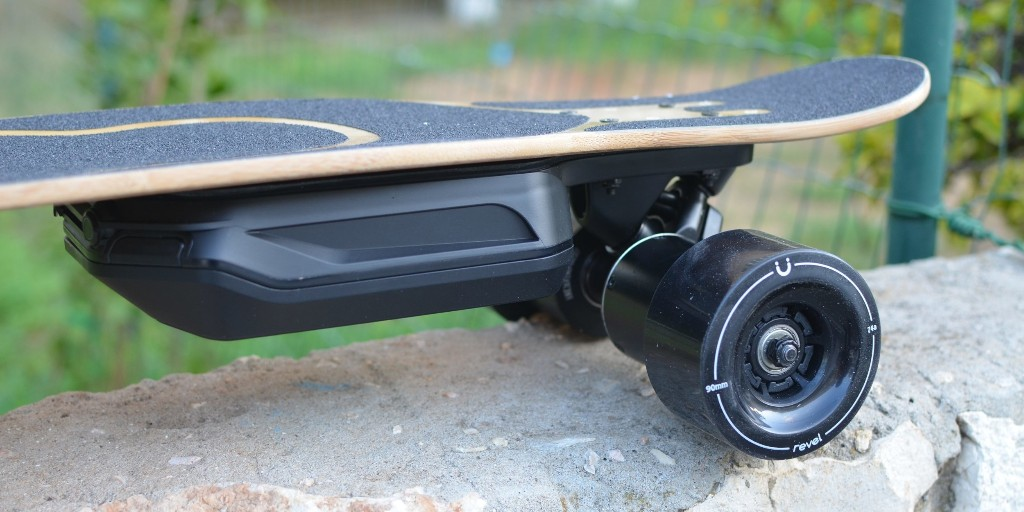 Review: Build a DIY electric skateboard in 5 minutes with Revel kit (and discount code!) - Electrek