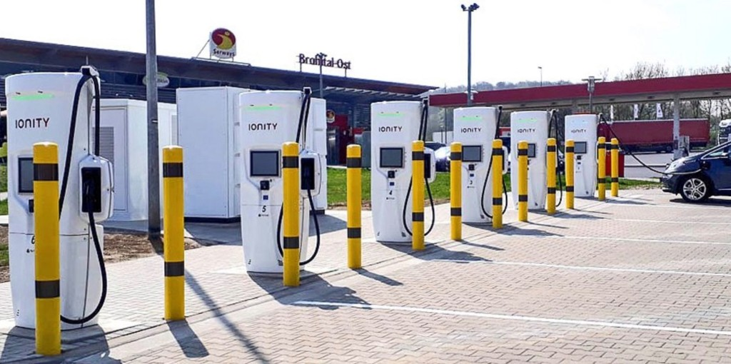 IONITY increases electric vehicle charging prices 500% starting January 31