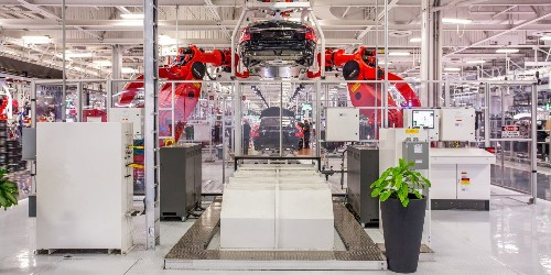 Tesla Model Y: Elon Musk teases unannounced 'advanced manufacturing technology'