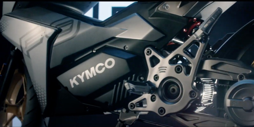 KYMCO teases new electric motorcycle unveiling later this week - Electrek