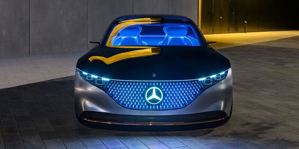 Green light for Mercedes-Benz EQS AMG sedan, a 600hp electric luxury beast - Electrek