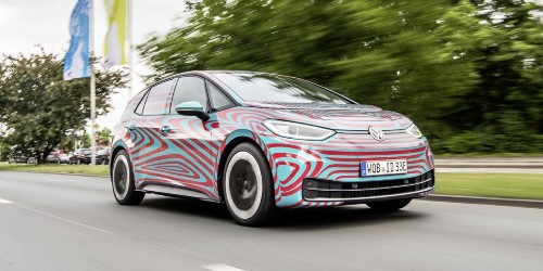 VW to unveil ID3 electric car next week, compares importance to the launch of the Golf
