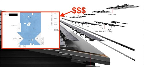 Here's a real Tesla Solar Roof quote and the price will shock you