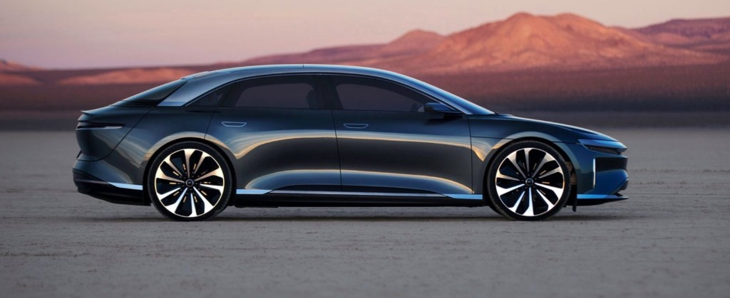 Lucid: Tesla hasn't cracked it, we can take it to whole new level of range and efficiency