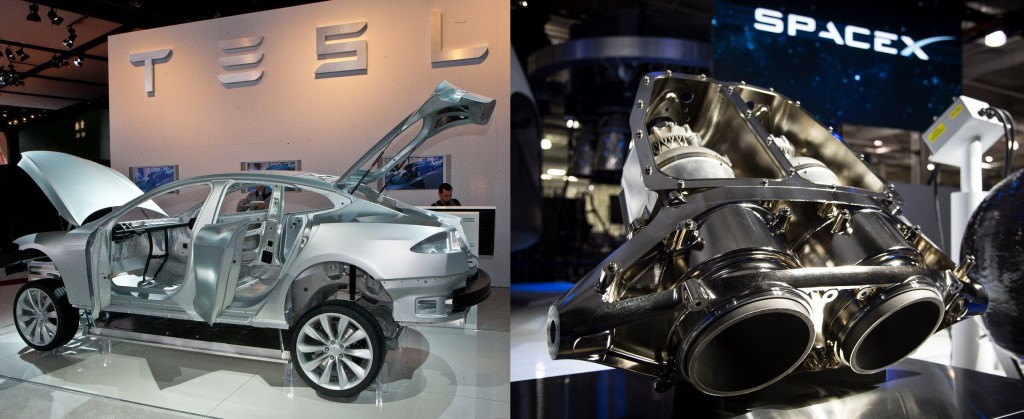 Tesla and SpaceX ramp up synergy with workers moving, battery purchases, and more - Electrek