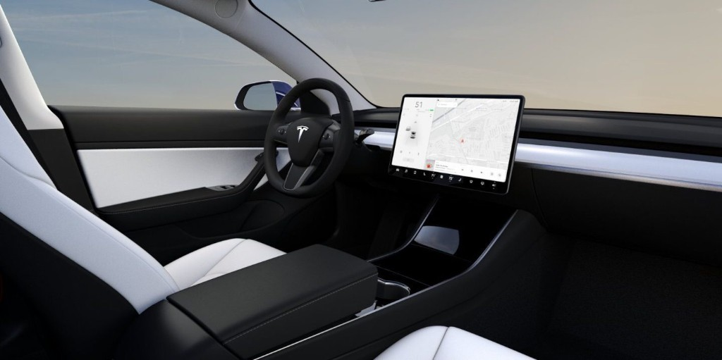 Tesla releases new software update with 2 new small features - Electrek