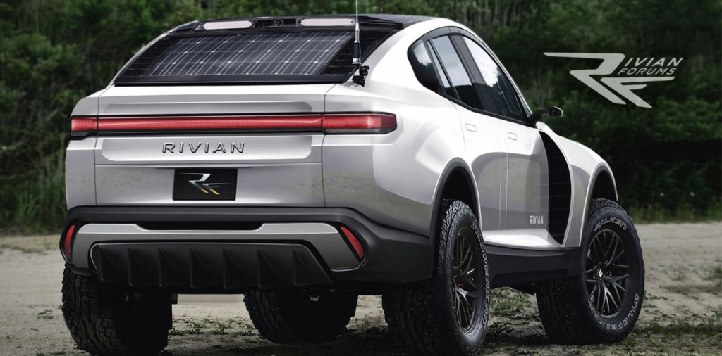 Rivian trademarks two new vehicles: What could they be? - Electrek