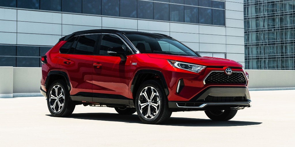 Toyota's 42-mile RAV4 plug-in hybrid starts at $38,100 - Electrek