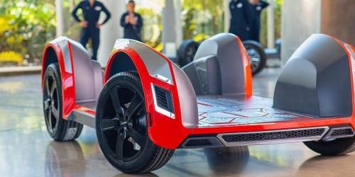 Israeli EV startup using in-wheel motors hits $580 million valuation