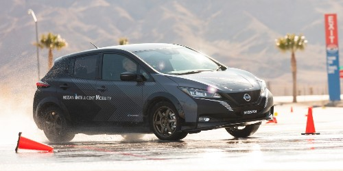 Nissan e-4ORCE First Drive: New dual motor AWD control tech makes EVs quicker and safer