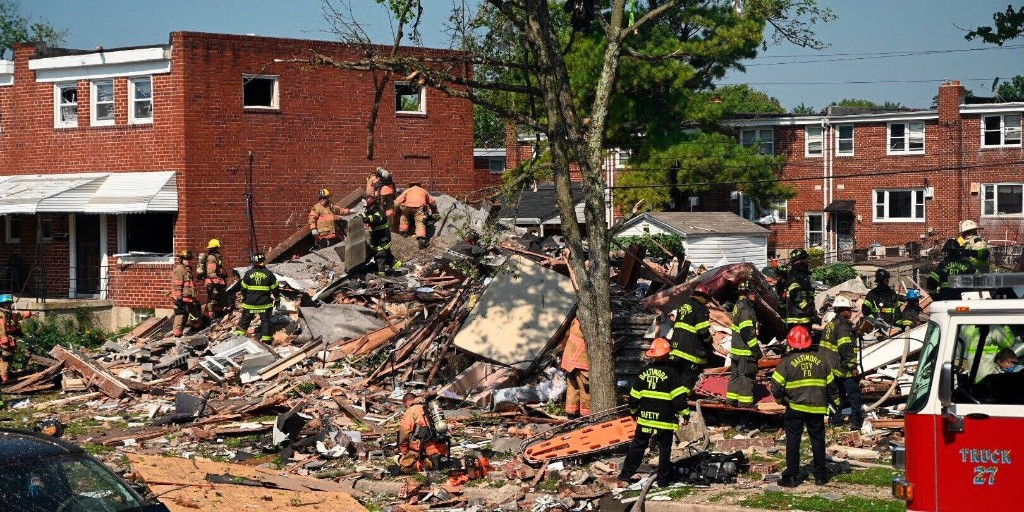 EGEB: Why Baltimore's gas explosion is sad but unsurprising - Electrek