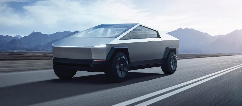 Tesla's Cybertruck looks weird because otherwise it would break the machines that make it - Electrek
