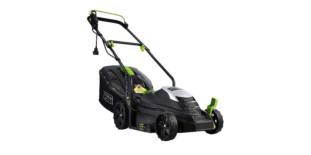 Green Deals: Electric 14-inch 11A Lawn Mower $80.50, more - Electrek
