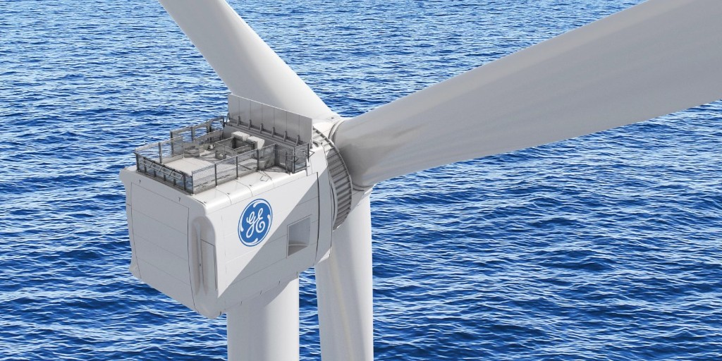 World's largest offshore wind farm secures $8bn investment - Electrek