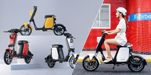 Xiaomi launches a new $420 electric moped - Electrek
