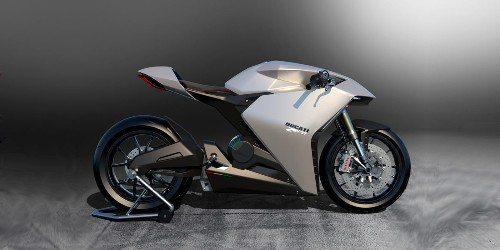 Ducati CEO confirms 'The future is electric', says electric Ducati is coming