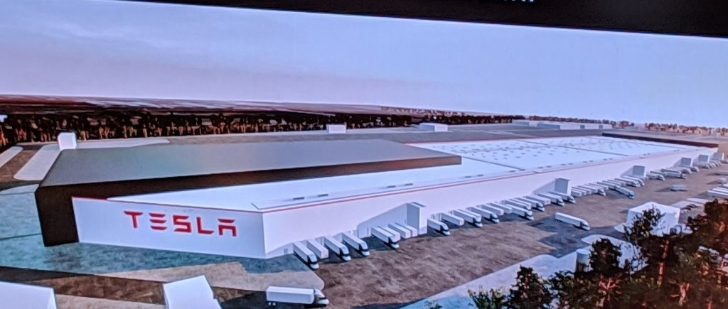 Tesla Terafactory Austin: County approves tax incentive for Cybertruck factory - Electrek