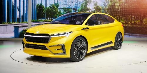 VW's Skoda names its stylish, all-electric crossover: Enyaq - Electrek
