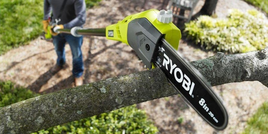 Pick up Ryobi's electric pole saw for $99 in today's Green Deals, plus scooters, more - Electrek