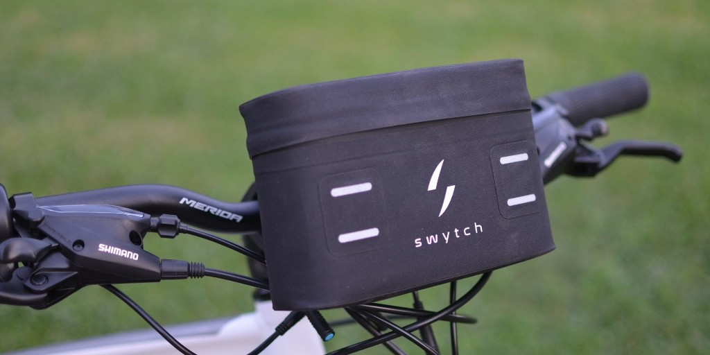 Swytch kit for converting electric bicycles goes on sale with crowdshopping