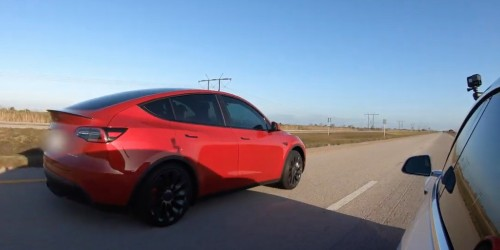 Tesla Model Y has a more powerful powertrain than Model 3, test shows - Electrek