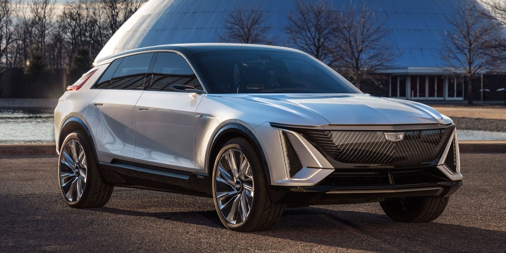 Cadillac reveals Lyriq electric crossover with 19-kW charging option, arrives late 2022 in US - Electrek