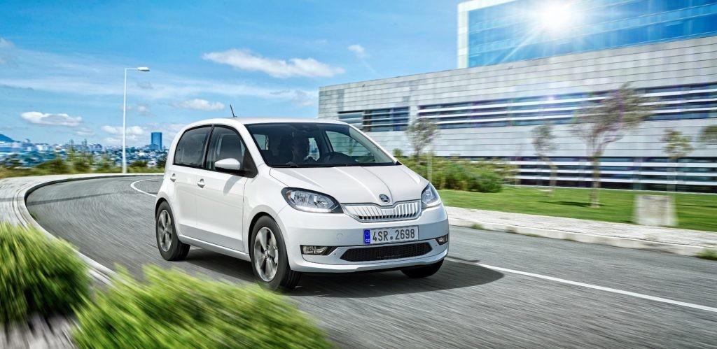 Škoda launches all-electric car for less than $20,000 - Electrek
