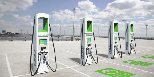 Electrify Canada is going to deploy over 20 EV charging stations at Canadian Tire stores