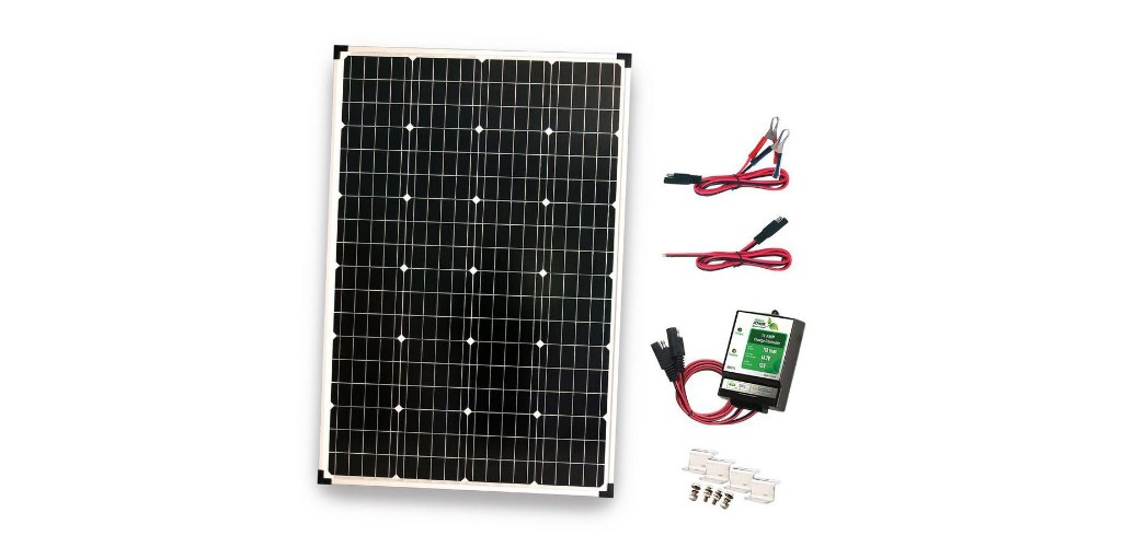 Nature Power Solar Panel Bundle $89 + more Green Deals - Electrek