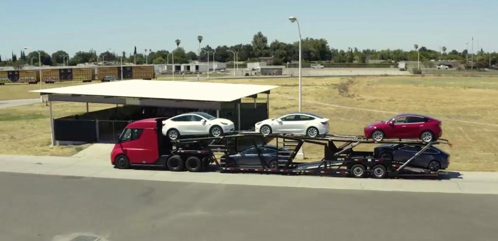 Tesla Semi electric truck to have up to 621 miles of range, says Elon Musk - Electrek