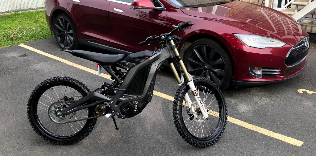 Electrek Review: Sur-Ron is a monster electric bike with 50 miles of range and insane top speed - Electrek