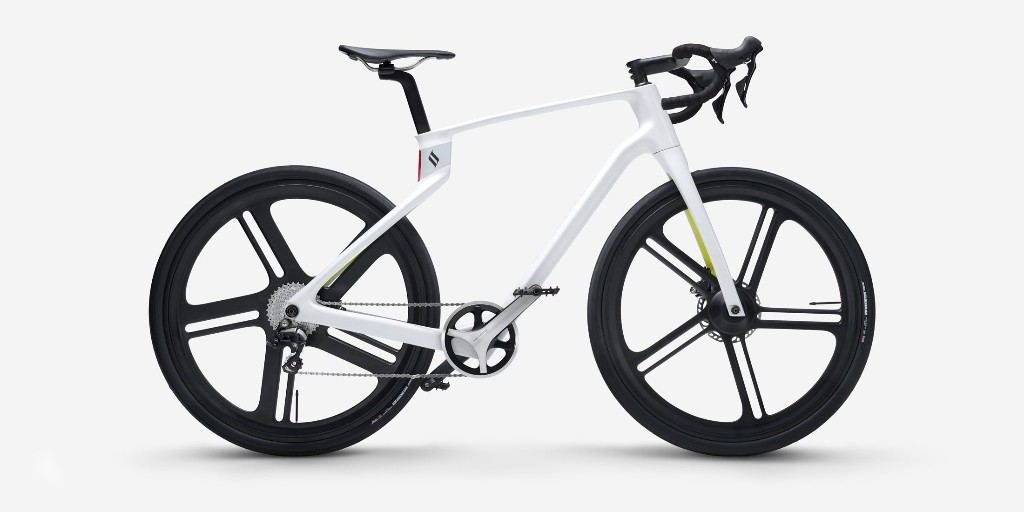 Superstrata releases world's first customized 3D-printed unibody carbon e-bike - Electrek