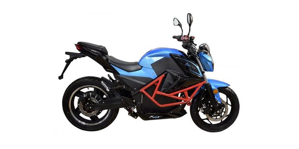 New light electric motorcycle shows affordable prices are tantalizingly close - Electrek