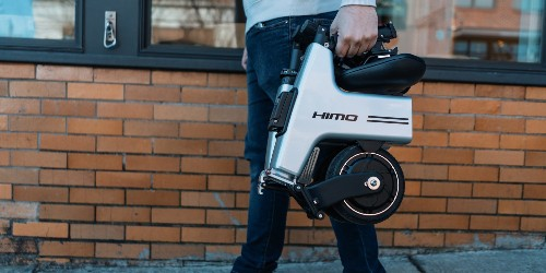 Xiaomi's $425 backpack-sized folding electric 'bike' is now available worldwide - Electrek