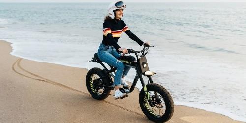 Super73 unveils new 2,000W and 75 mile range full suspension e-bikes