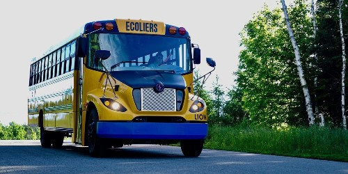 California replacing 200 polluting diesel school buses with all-electric buses