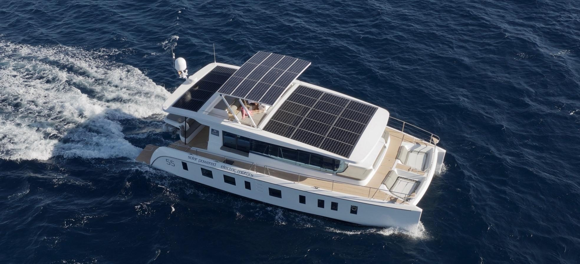 The Tesla of boats: Silent Yachts ramps up production of its electric catamarans - Electrek