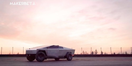 Tesla Cybertruck knockoffs are the hottest DIY project on the internet